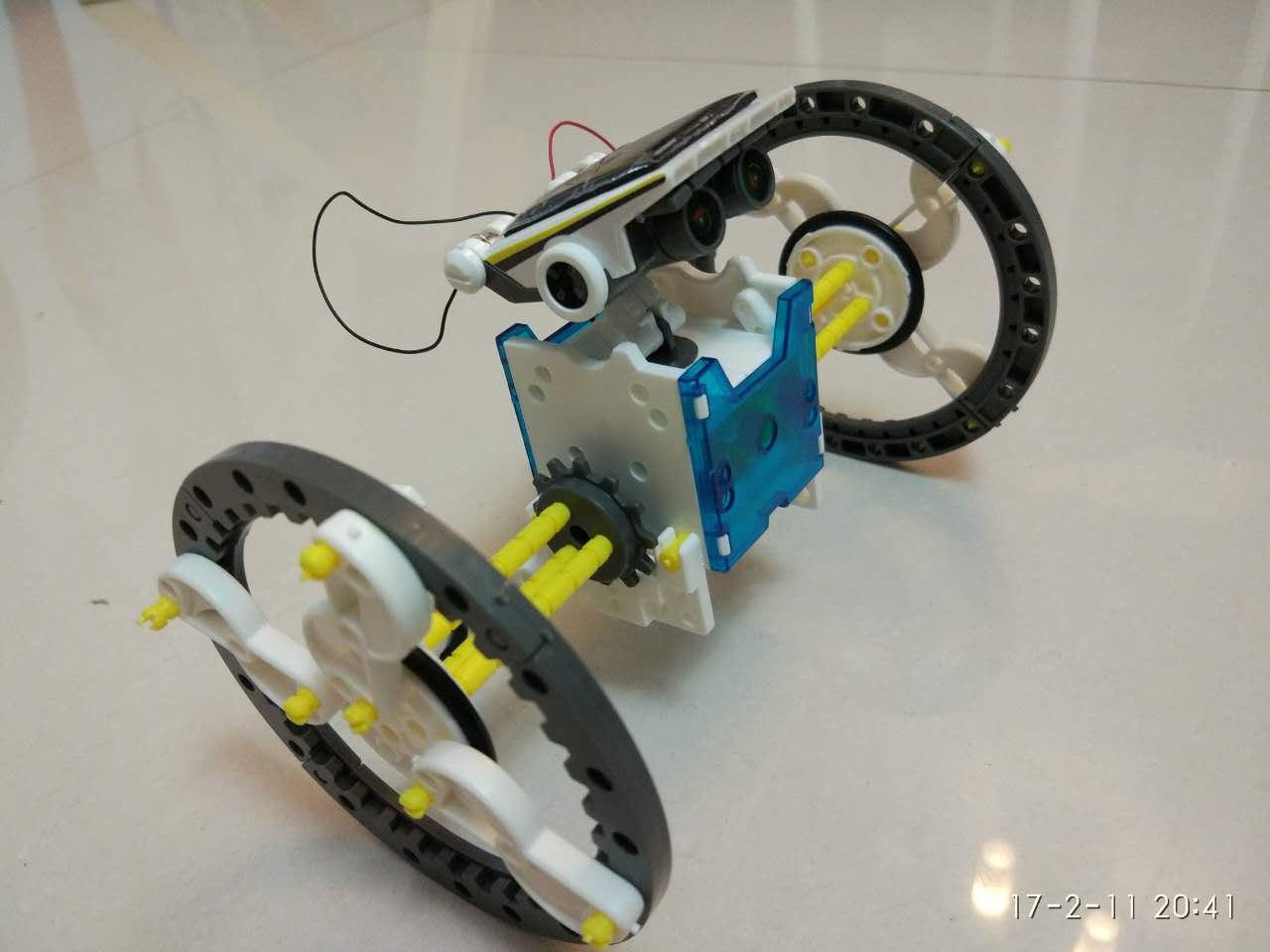 轮式机器人2