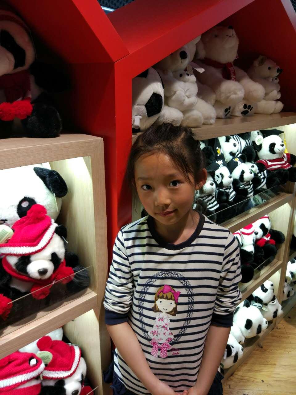 动物园熊猫馆