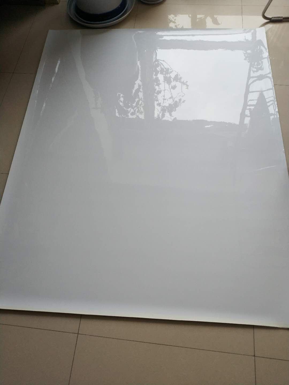 白板安装前
