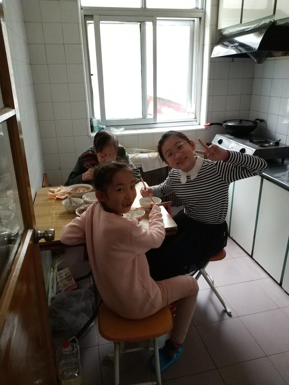 大年初三和姐姐1