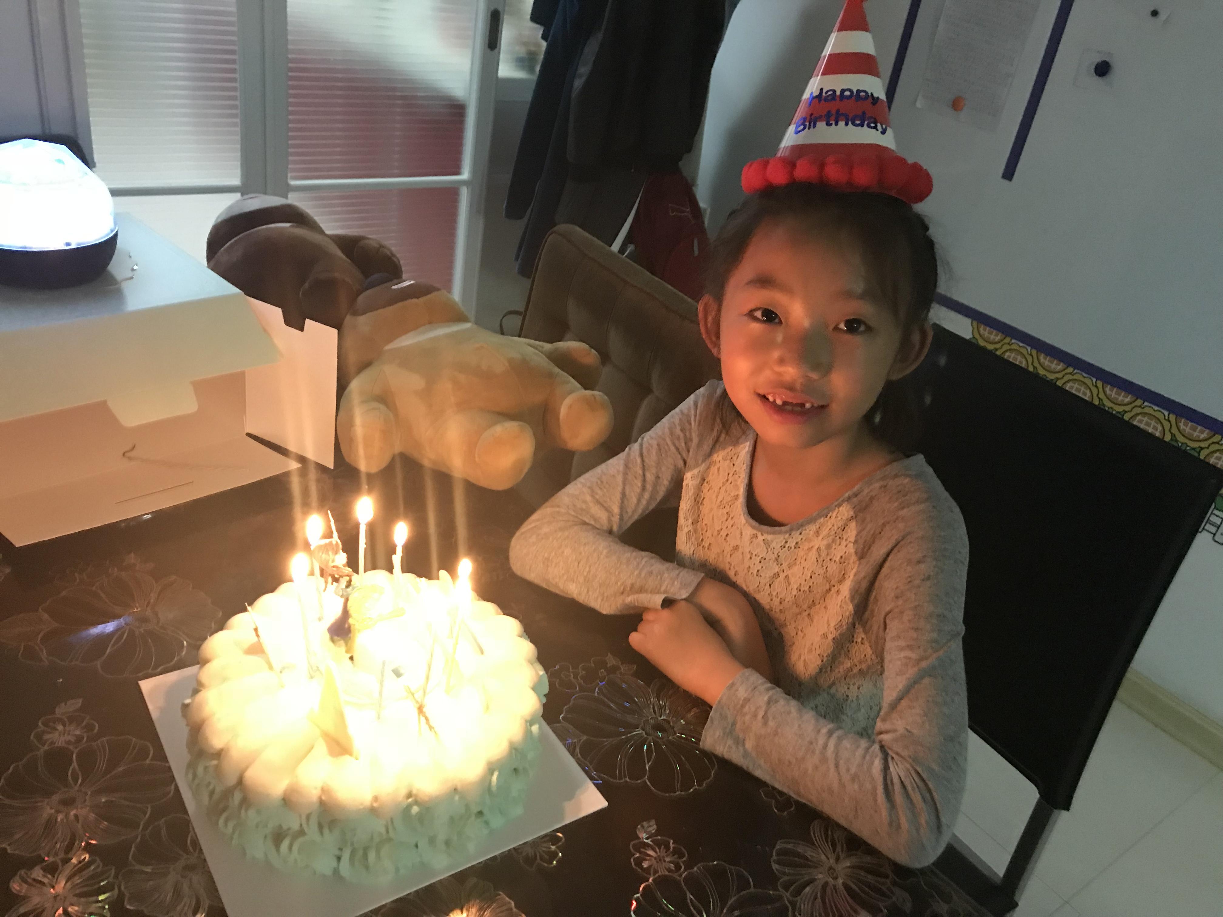 8岁生日5