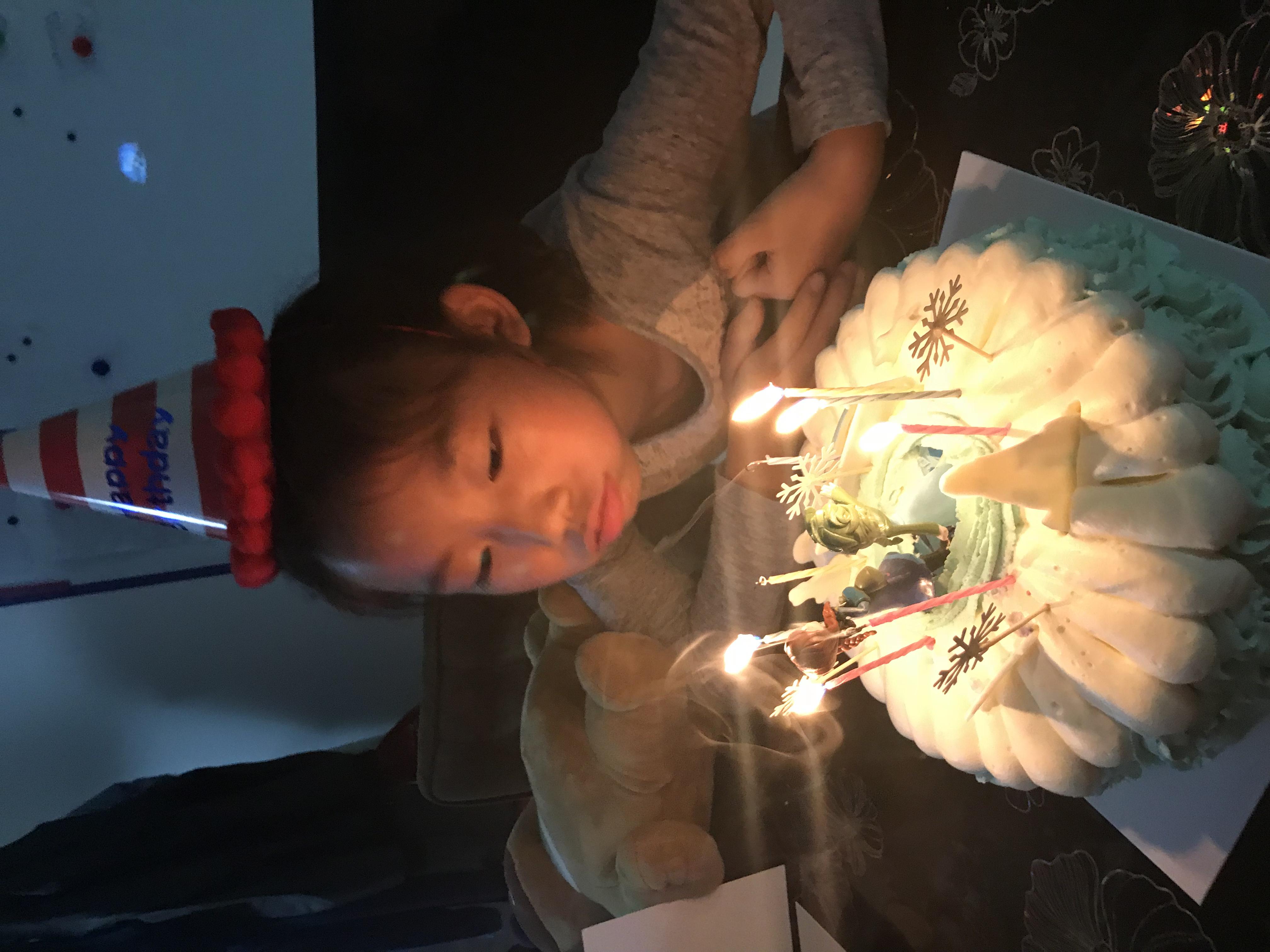 8岁生日6