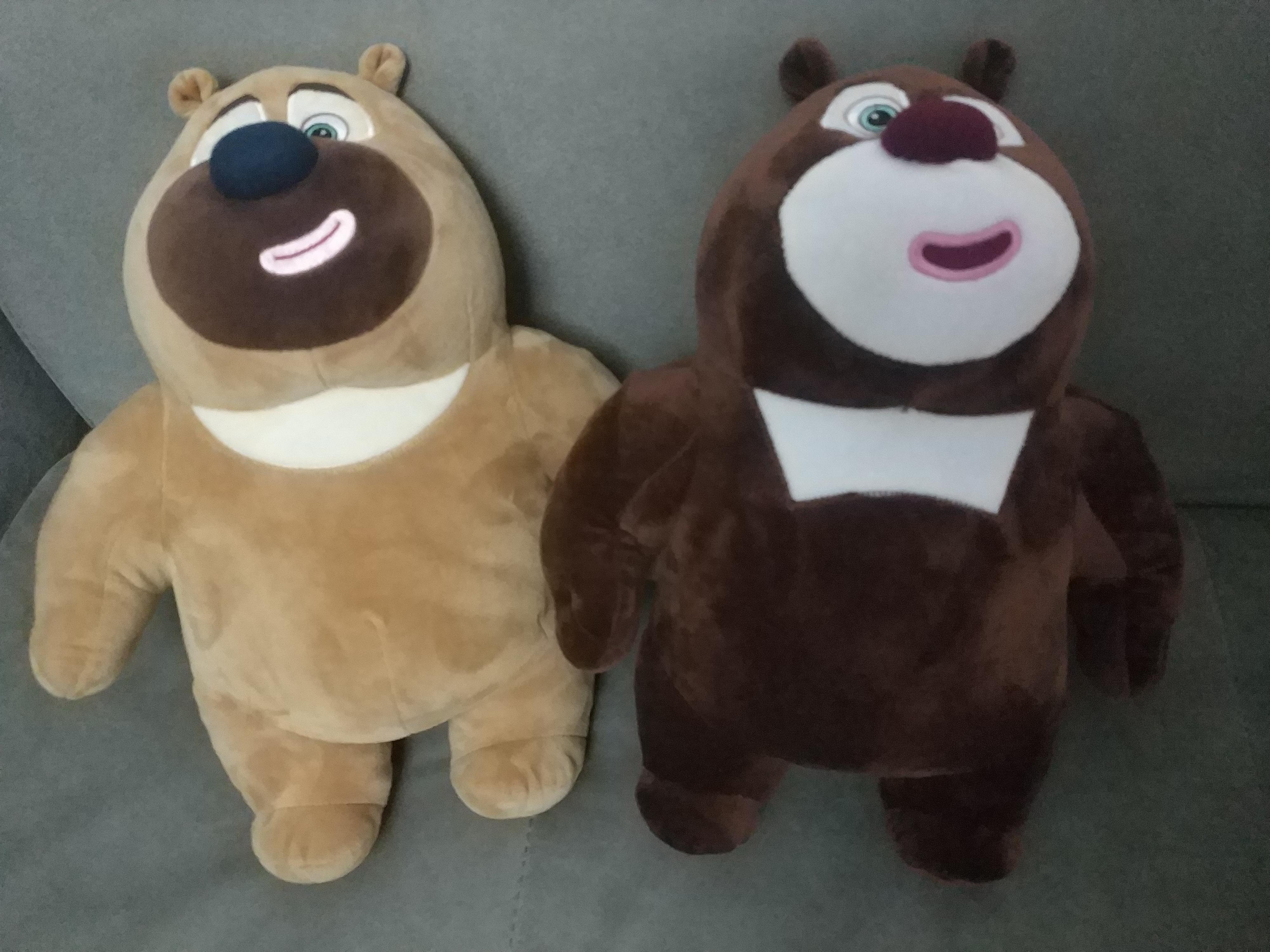 熊大&熊二