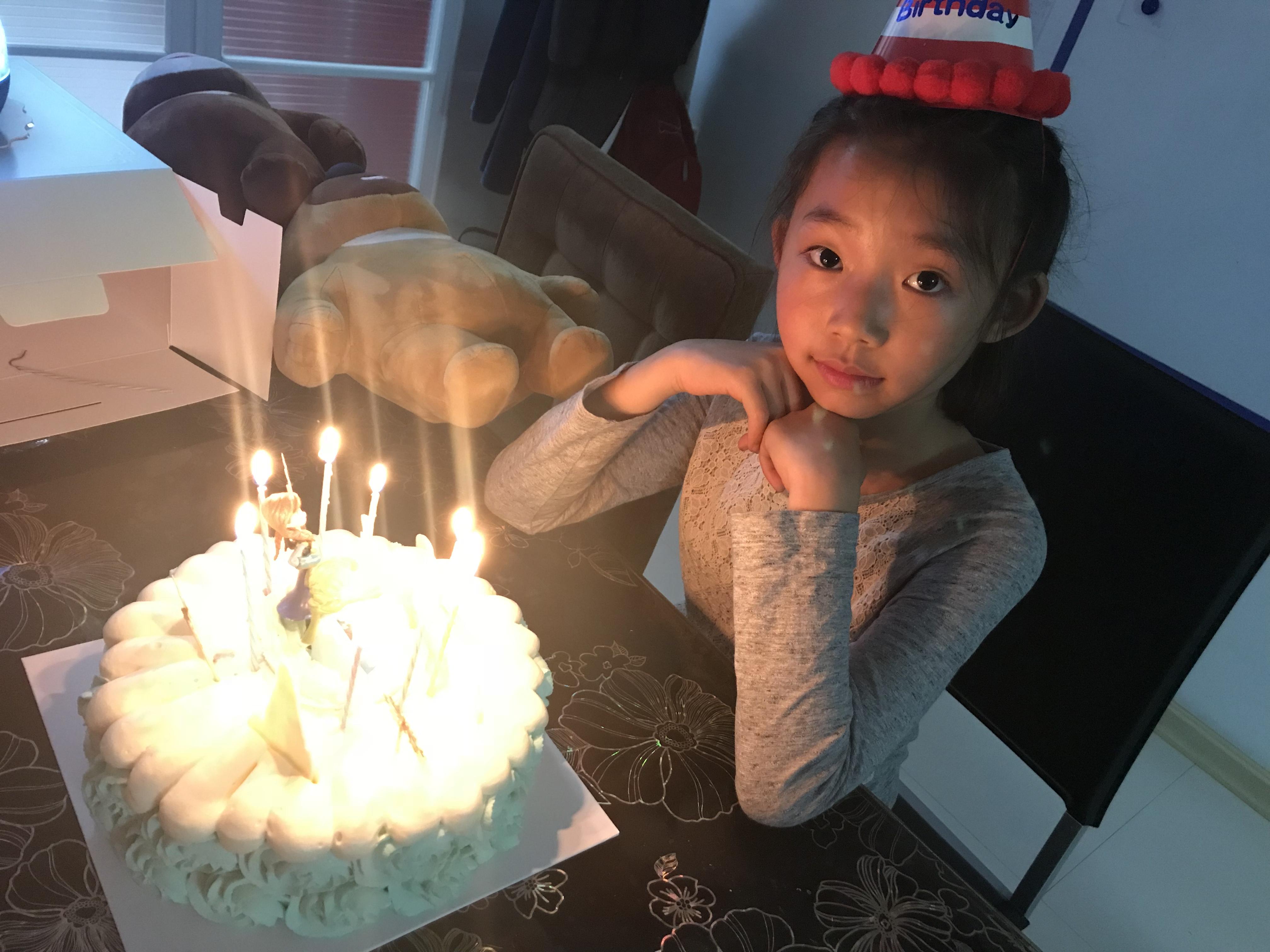 8岁生日1