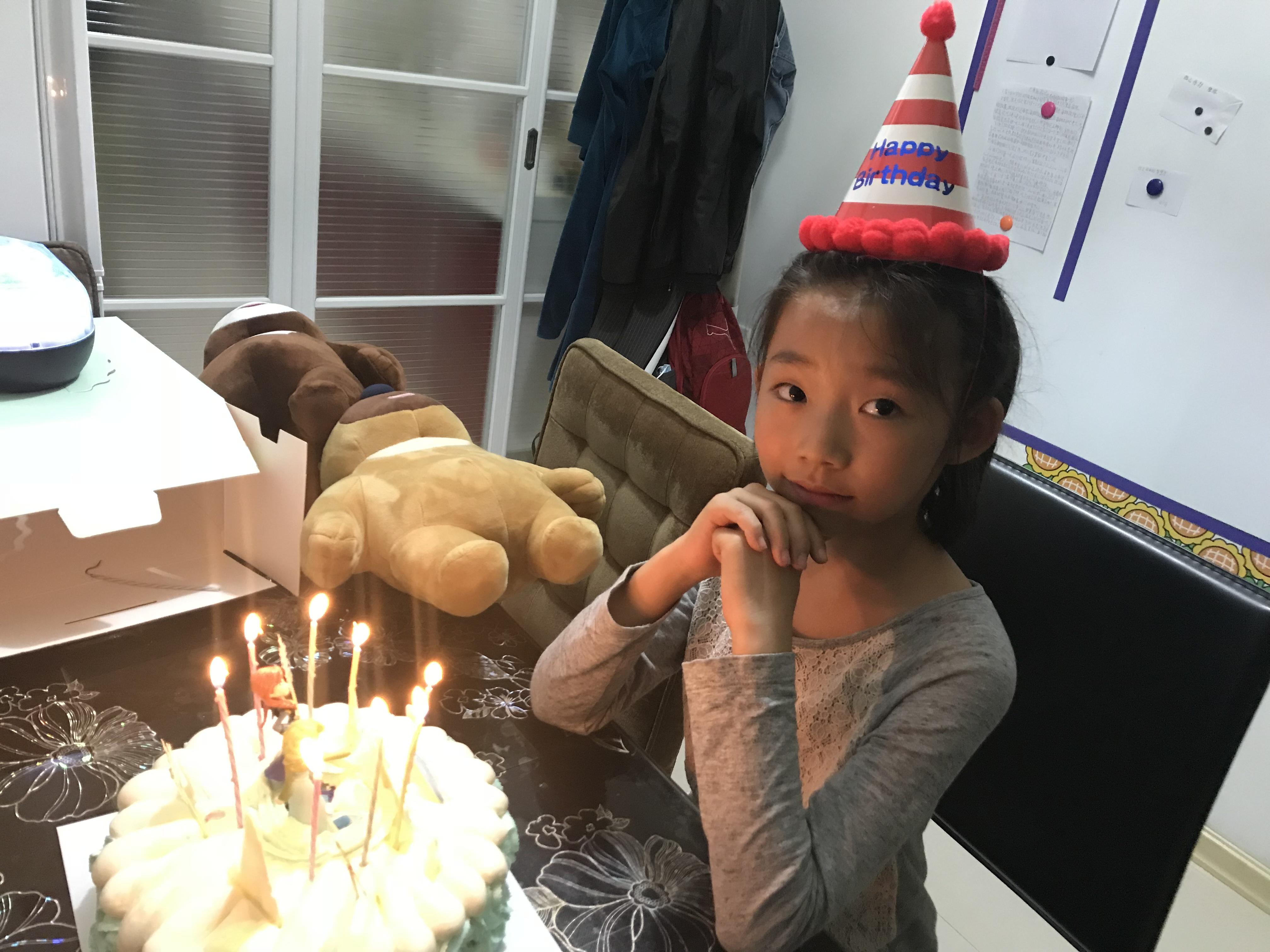 8岁生日2