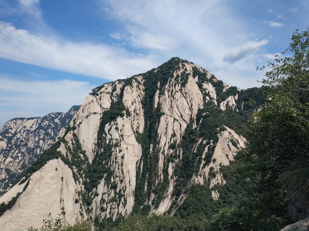 站在华山上一览纵山小2