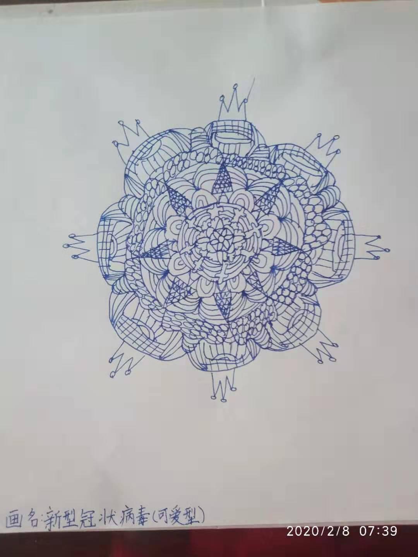新型冠状病毒(可爱版)