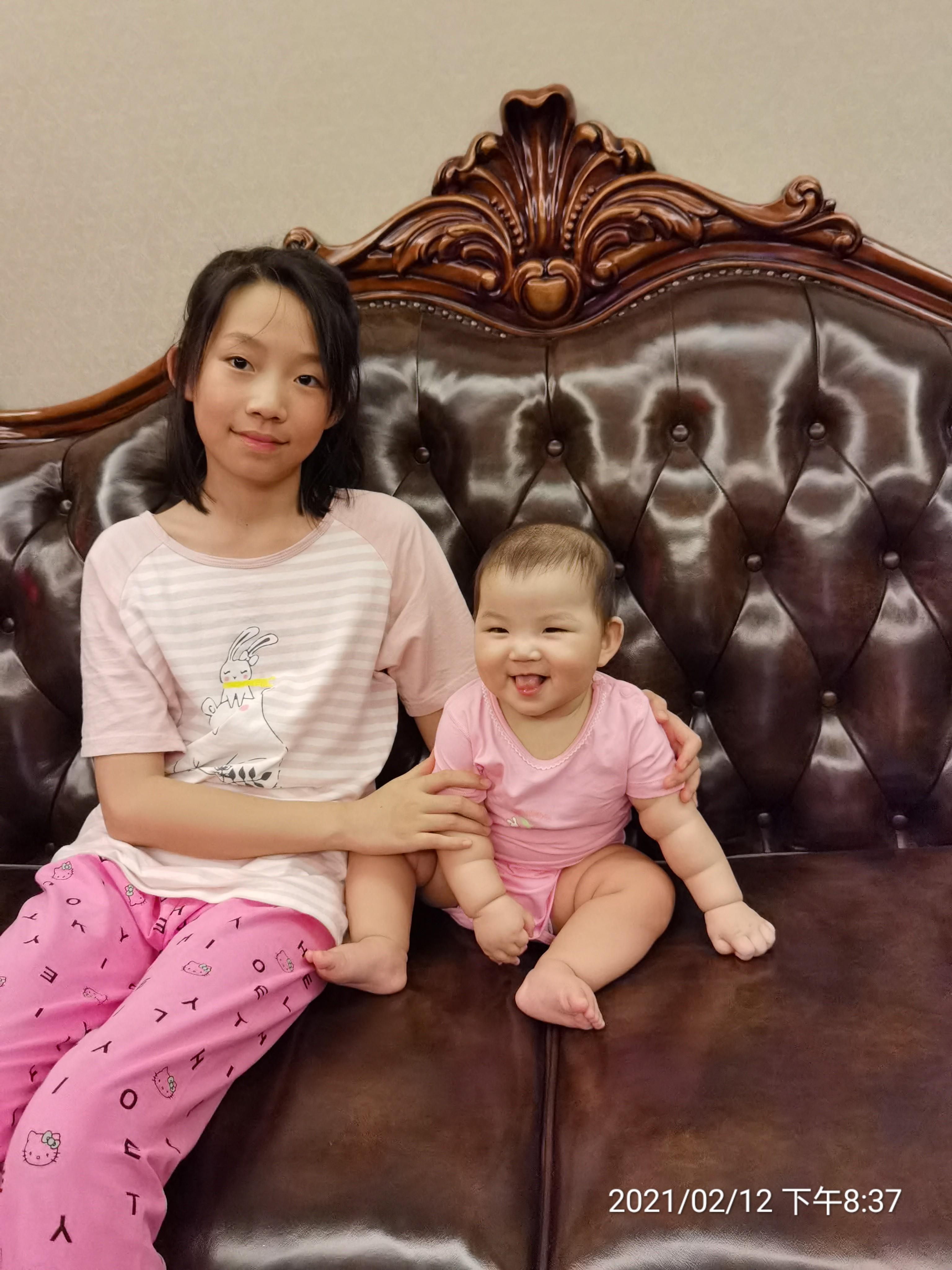 我和妹妹1