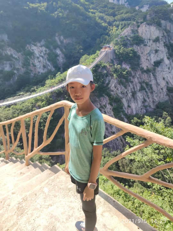 情人谷吊桥1