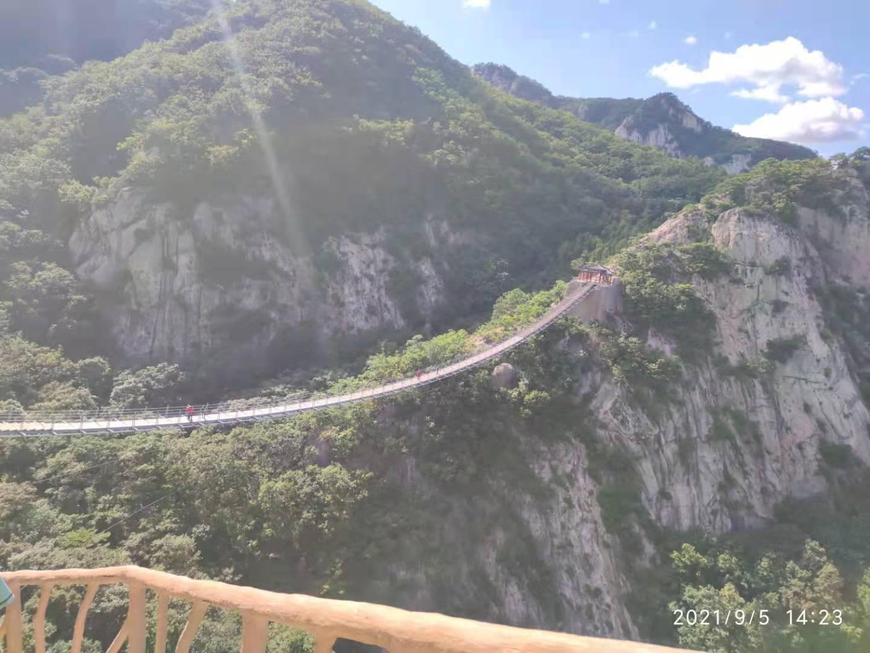 情人谷吊桥2